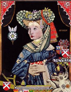 Cecily Neville Plantagenet.  Mother of King Edward IV, my 16X great grandmother.