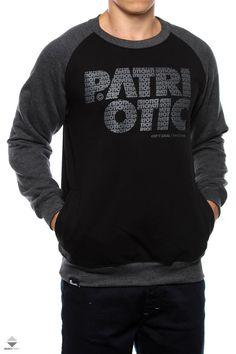 Bluza Patriotic Fonts