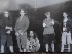 Pearl Jam - early days
