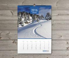 2016 calendar design - بحث Google