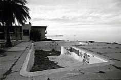 Abandoned Resort - Salton Sea, USA