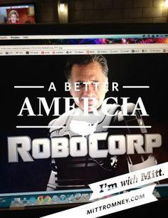 "RoboCorp ""A Better America"""
