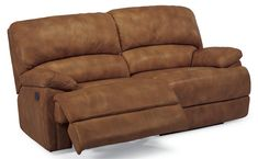 Latitudes - Dylan Double Reclining Sofa by Flexsteel