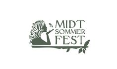 Logo design by arabella.june #POTD99 12.13.2013 #norwegian #midsummer #festival