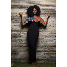 Dede Maxi Dress Free Shipping with standard postage. This item ships from Ghana. Hand sewn in Ghana. Dede Maxi Dress by Ghanian Fashion Brand AfroMod Trends.  $
