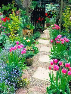 a8de555b5dc03a92b2e486be998496cb flowers garden spring flowers