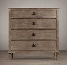 Maison 4-Drawer Dresser RH