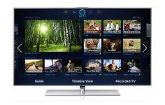 "SMART TV 55"" F7000 3D Full HD LED - PANORAMICA   SAMSUNG"