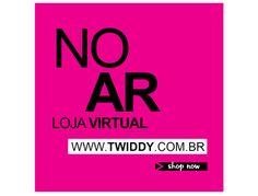 No ar.... www.twiddy.com.br