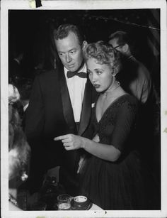 Jane Powell and Pat Nerney