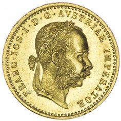 Franz Joseph I. 1848 - 1916,  Dukat 1897 Gold