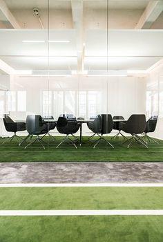 Onefootball Headquarters, Berlino, 2014 - TKEZ architecture & design