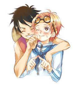 Luffy Coby