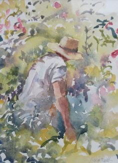Hampton Court, Art For Sale, Watercolour, Ink, Painting, Pen And Wash, Watercolor Painting, Watercolor, Painting Art
