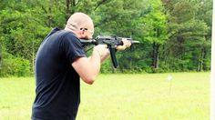 Earth Day Suppressor Shoot 2015