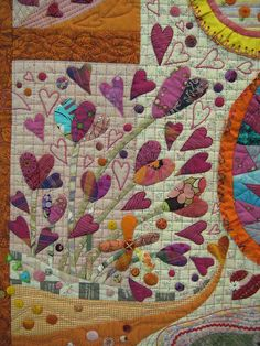 like the quilting...not too much