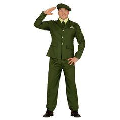 Disfraz de Uniforme Militar de Gala Adulto #carnaval #novedades2016