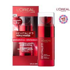 Loreal paris revitalift duo serum serummoisturizer 48 ml Luxury Cosmetics, Makeup Items, Facial Toner, Anti Aging Serum, L'oréal Paris, Skin Firming, The Body Shop, Loreal, Whitening
