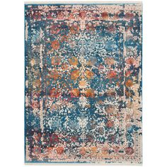 Found it at AllModern - Vintage Persian Area Rug