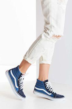 9c8929cc25 Vans Sk8-Hi Slim Sneaker