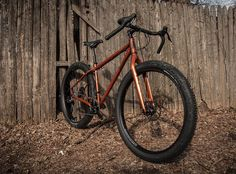 The @salsacycles Deadwood. Is there anywhere you can't go? #adventurebybike