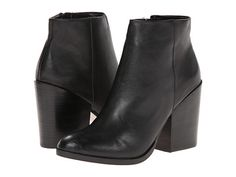 DV by Dolce Vita Marlyn Black Leather - Zappos.com Free Shipping BOTH Ways