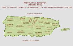 Pre-colonial Puerto Rico