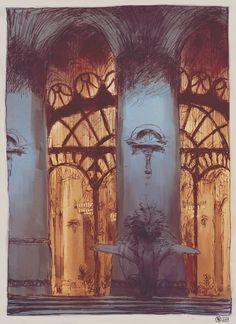 """""""Undersea Palace"""" 2014"""