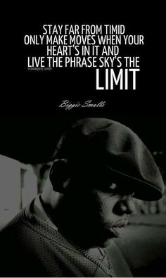 If you are a hip hop fan at some point you have used some Biggie Smalls quotes to make your point about something. His lyrics came straight from the street. Biggie Quotes, Tupac Quotes, Rapper Quotes, Gangsta Quotes, Qoutes, Karma Quotes, Badass Quotes, Attitude Quotes, Movie Quotes