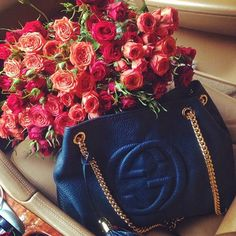 Roses & Gucci.~ Miss Millionairess