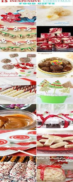 15 Inexpensive Food Gift Items