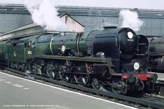 The Federal Railroad time - traveling with HS - steam Paradise Great Britain in 1960, part 5