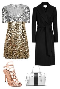"""#6"" by cecilie-monica-nrskov-pedersen on Polyvore featuring Dolce&Gabbana, Madden Girl and MICHAEL Michael Kors"