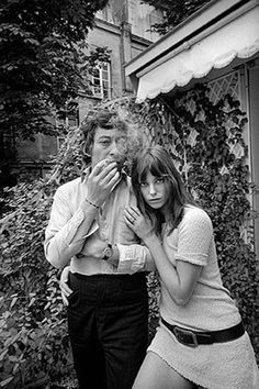 Birkin & Gainsbourg via Impossible Cool