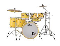Pearl Decade Maple 14x14 floor tom DMP1414FC228 SOLID YELLOW Drum >>> You can get additional details at the image link.Note:It is affiliate link to Amazon.