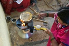 The Clean Cook Stove that Generates Electricity: BioLite