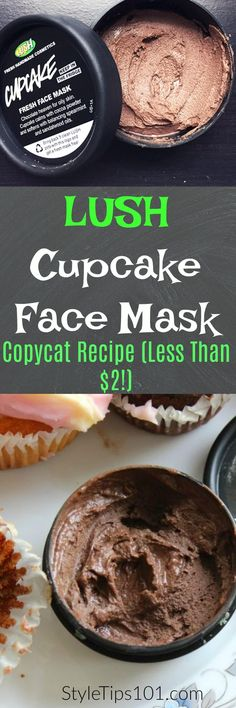 This mask is designed for those with oily, acne prone skin, but also works on any other skin type to leave it glowing! via @styletips1o1