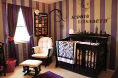 cuarto color lila bebé                                                       …