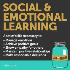 During Bullying Prevention Month, you might hear a lot of people talking about Social & Emotional Learning, or SEL. This image breaks it down. For more information & resources, visit our Social and Emotional Learning topic page. Social Emotional Activities, Social Emotional Development, Teaching Social Skills, Bullying Prevention, School Social Work, Emotional Regulation, School Counseling, Elementary Counseling, Emotional Intelligence
