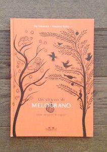 """Il libro è edito da Topipittori e si intitola """"Un chicco di melograno. Come nacquero le stagioni"""" con il testo raffinatissimo di Massimo Scotti e le illustrazioni evocative di Pia Valentinis."""