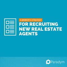 [New] Brokers: Check out these tips for creating a recruiting strategy! |  #realestate #realestatemarketing
