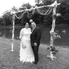 Update to washing crocheted wedding dress-the big day!