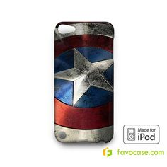 These iPhod cases are made from durable hard plastic. Available for iPhod 4 touch (2D) and iPod 5 touch 5th Generation (3D). The printing is coated with a crystal enamel layer to protect from scratches, covering the back and corners of the iPod