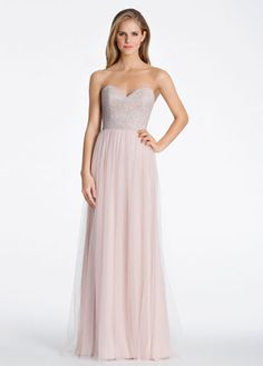 Hayley Paige Occasions Bridesmaids and Special Occasion Dresses Style 5609 by JLM Couture, Inc.