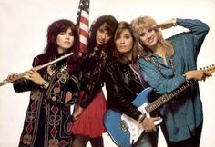 with lita ford The Bangles Band, Vicki Peterson, Susanna Hoffs, Michael Steele, Lita Ford, Days Like This, Rock Groups, Music Mix, Bands