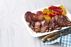 Le chili et la sauce barbecue BULL'S-EYE BOLD ORIGINAL ajoutent du piquant à ce bifteck grillé.