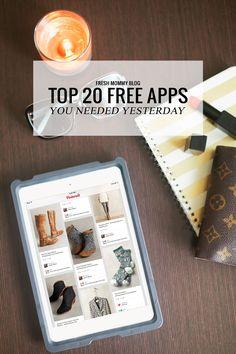 Top 20 Free iPad App