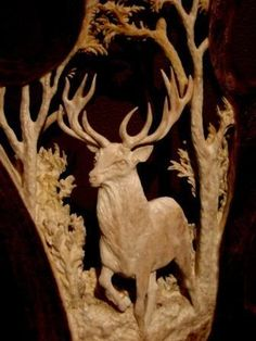 FishnHunt - New Zealands Famous Hunting and Fishing Forum Since 1995 - Carving just completed
