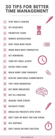 20 Time Management Tips When You Work From Home #homeschoolinginfographic #homeschoolingfacts