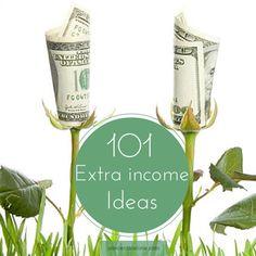 101 Side hustle Ideas